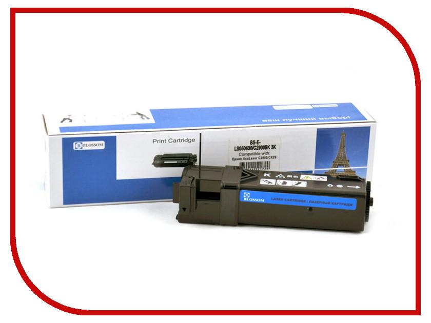 Картридж Blossom BS-EPLS050630 для Epson AcuLaser C2900DN/C2900N/CX29NF Black<br>