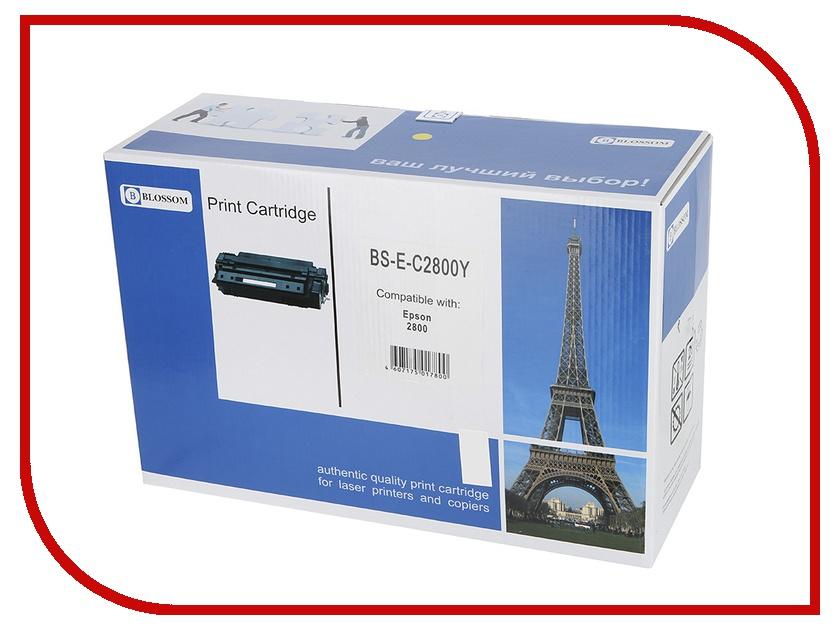 Картридж Blossom BS-EPLS051158 для Epson AcuLaser C2800N Yellow<br>