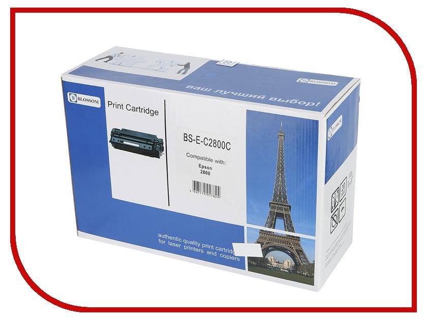 Картридж Blossom BS-EPLS051160 для Epson AcuLaser C2800N Cyan<br>