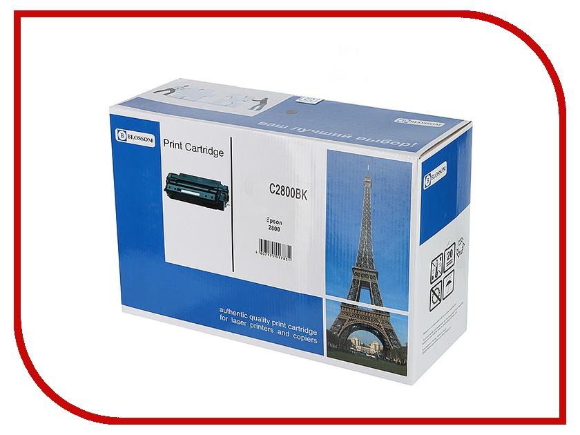 Картридж Blossom BS-EPLS051161 для Epson AcuLaser C2800N Black<br>