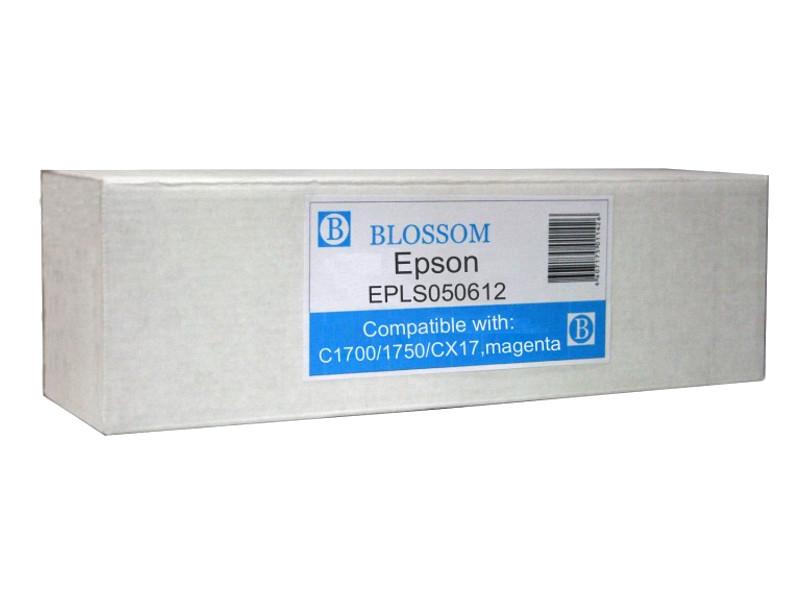 Картридж Blossom BS-EPLS050612 для Epson C1700/1750/CX17 Magenta