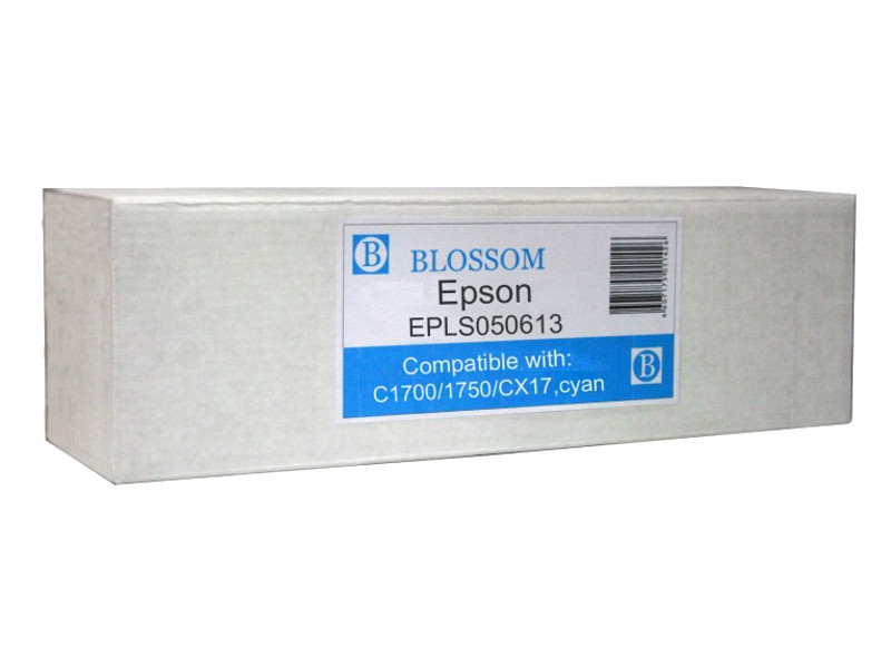 Картридж Blossom BS-EPLS050613 для Epson C1700/1750/CX17 Cyan