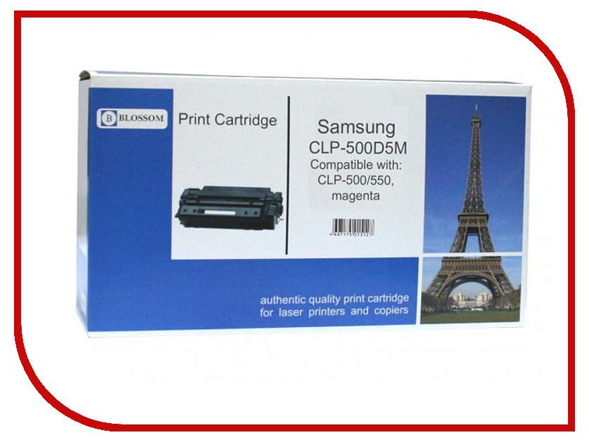 Картридж Blossom BS-SgCLP-500D5M для Samsung CLP-500 / 550 Magenta