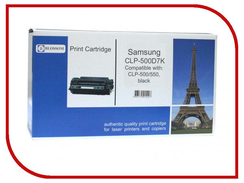 Картридж Blossom BS-SgCLP-500D7K для Samsung CLP-500/550 Black<br>