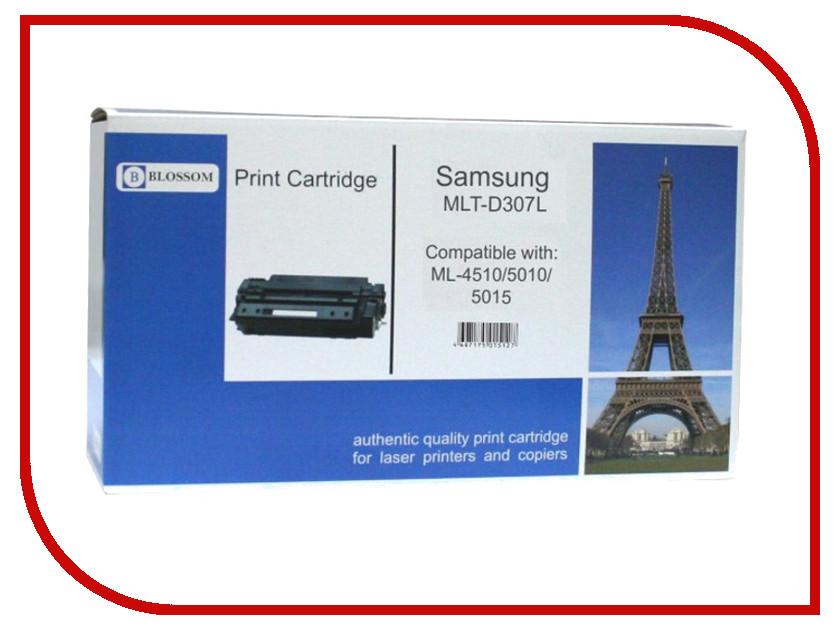 Картридж Blossom BS-SgMLT-D307L для Samsung ML-4510/5010/5015 Black<br>
