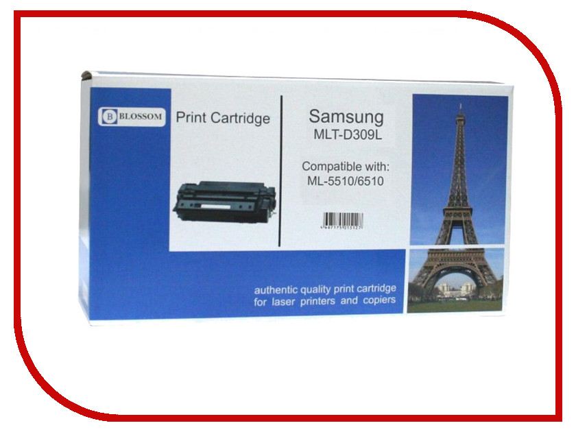 Картридж Blossom BS-SgMLT-D309L для Samsung ML-5510/6510 Black<br>