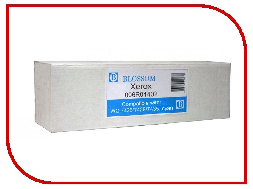 Картридж Blossom BS-X006R01402 для Xerox WC 7425/7428/7435 Cyan<br>