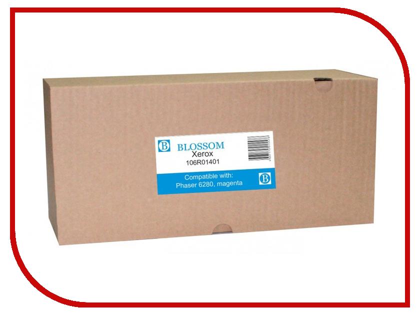 Картридж Blossom BS-X106R01401 для Xerox Phaser 6280 Magenta<br>