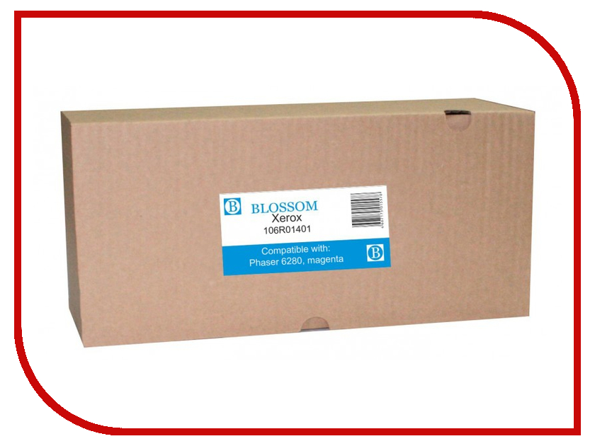 Картридж Blossom BS-X106R01401 для Xerox Phaser 6280 Magenta стоимость