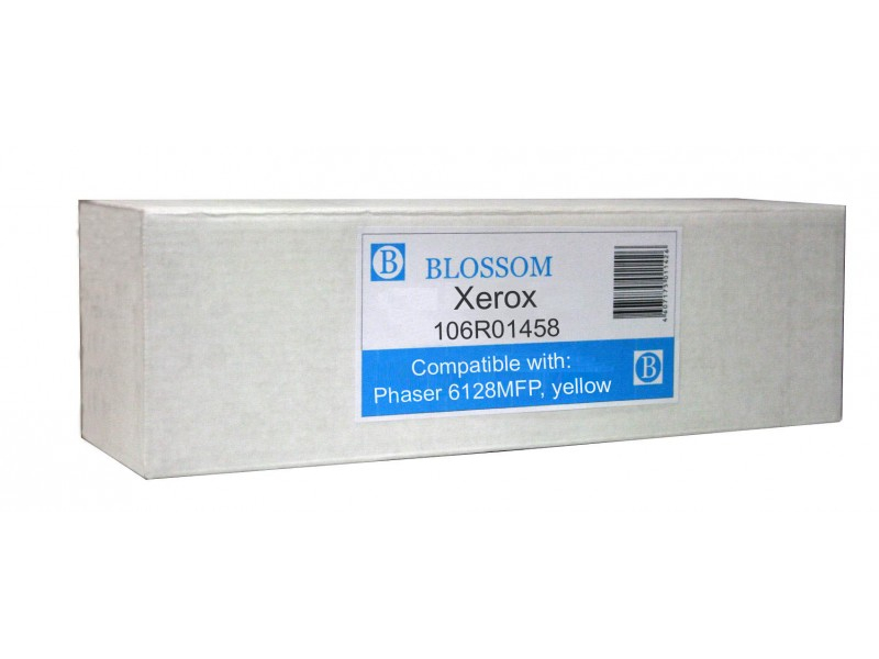 Картридж Blossom BS-X106R01458 для Xerox Phaser 6128MFP Yellow