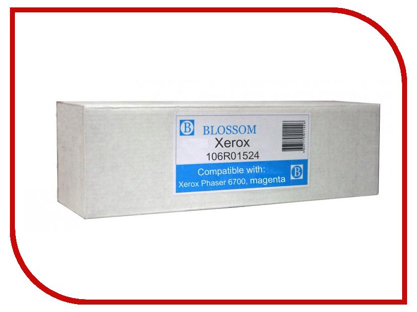 Картридж Blossom BS-X106R01524 для Xerox Phaser 6700 Magenta