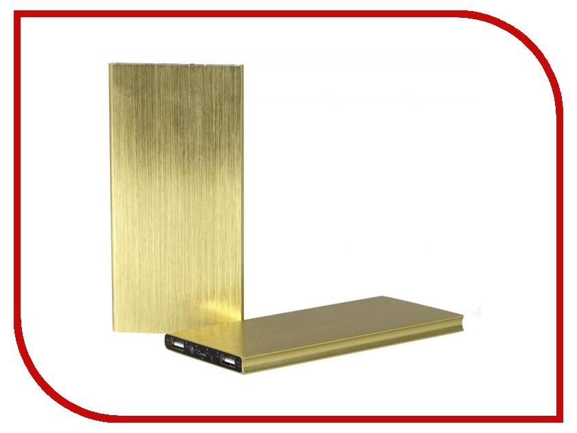 Аккумулятор eSTUFF Power Bank 7600 mAh Gold ES80189