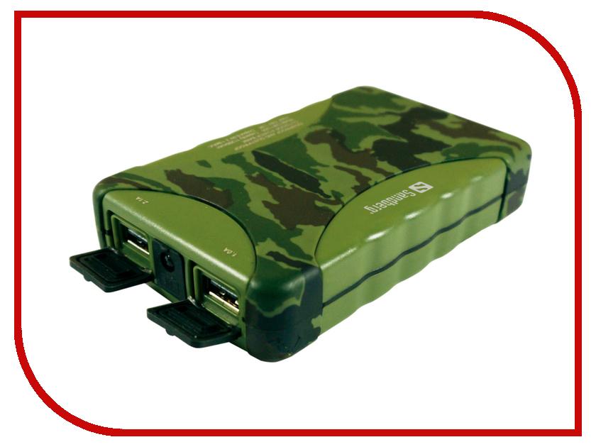 Аккумулятор Sandberg Outdoor Power Bank 10400 mAh 420-18