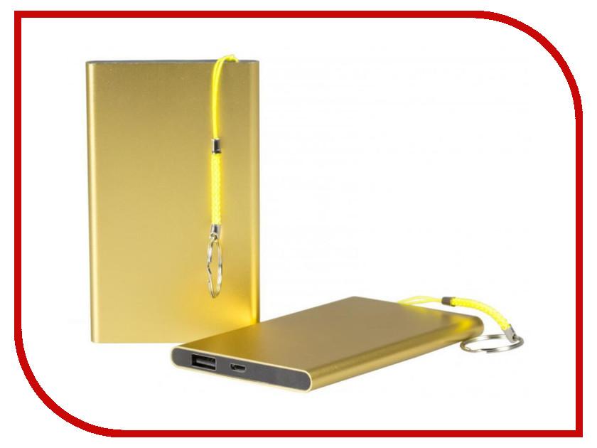 Аккумулятор eSTUFF Power Bank 4000 mAh Gold ES80185
