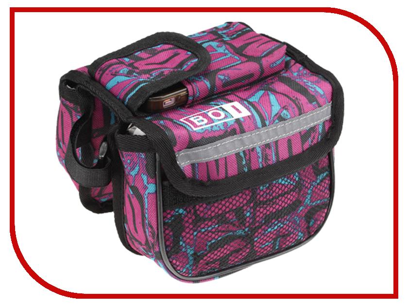 купить Велосумка Roswheel 12898-4 Pink недорого
