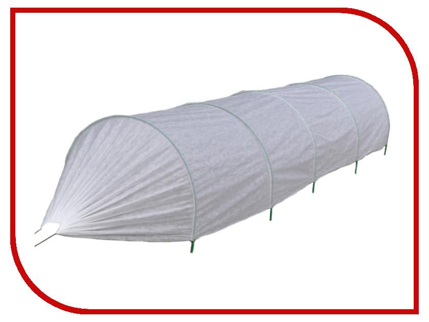 Парник GardenDreams спанбонд 1.2x6x0.85m 60g/m2 с металлическими дугами