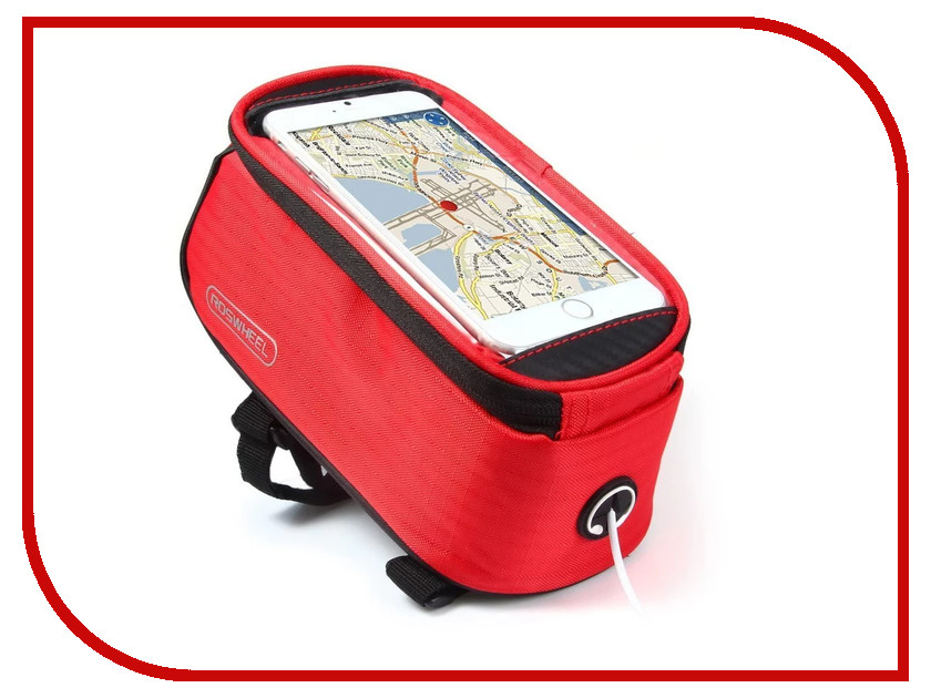 Велосумка Roswheel 496M-CC5 / 12496M-CC5 Red