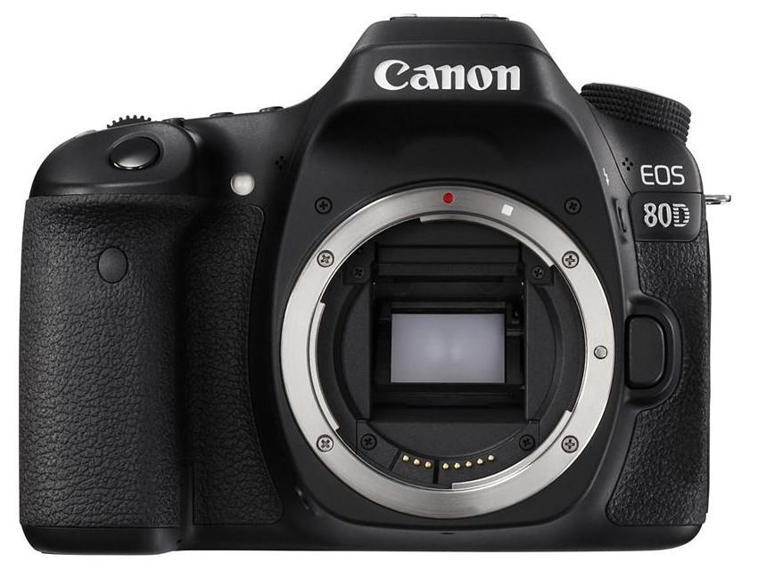 цена на Фотоаппарат Canon EOS 80D Body