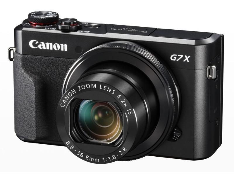 Zakazat.ru: Фотоаппарат Canon PowerShot G7X Mark II