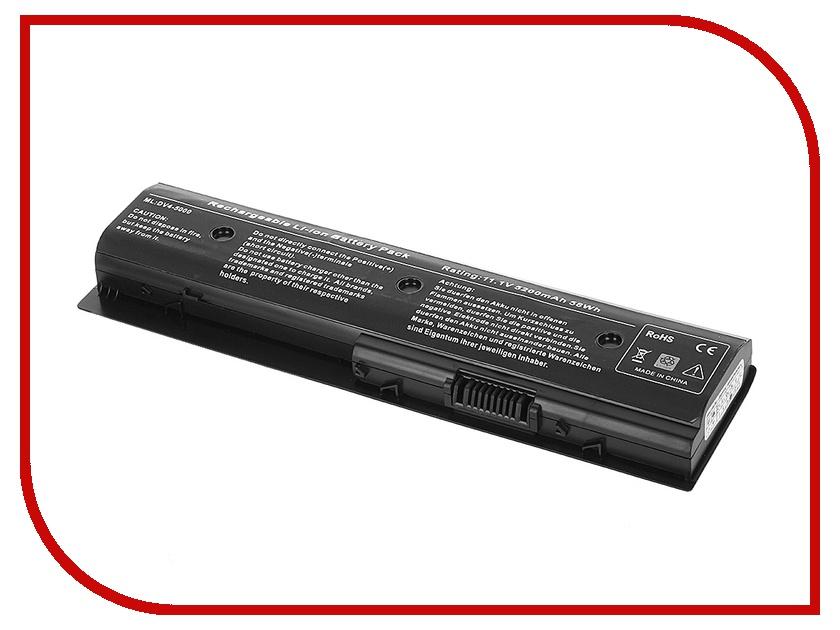Аккумулятор Tempo DV6H 11.1V 5200mAh for HP Pavilion DV4-5000/DV6-7000/DV6-8000/DV6T-7000/DV6T-8000/DV7-7000/DV7T-7000 Series
