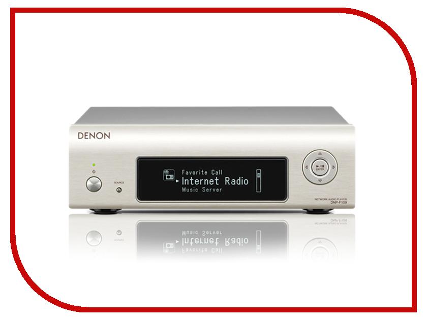 CD-проигрыватель Denon DCD-F109 Premium Silver