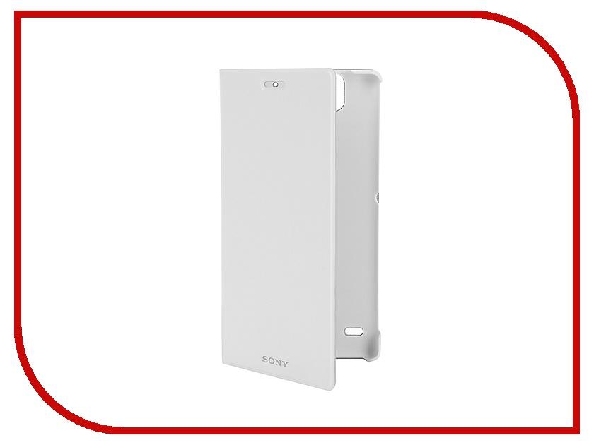 Аксессуар Чехол Sony Xperia C4 SCR38 White<br>