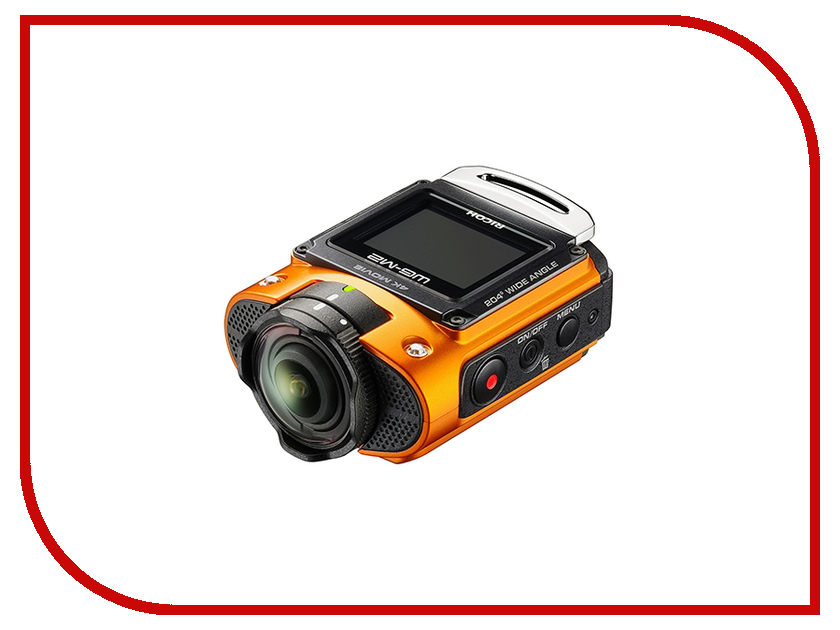 Экшн-камера RICOH WG-M2 ricoh hz15 купить