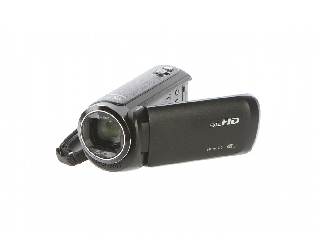 Фото - Видеокамера Panasonic HC-V380 видеокамера panasonic hc x1000e
