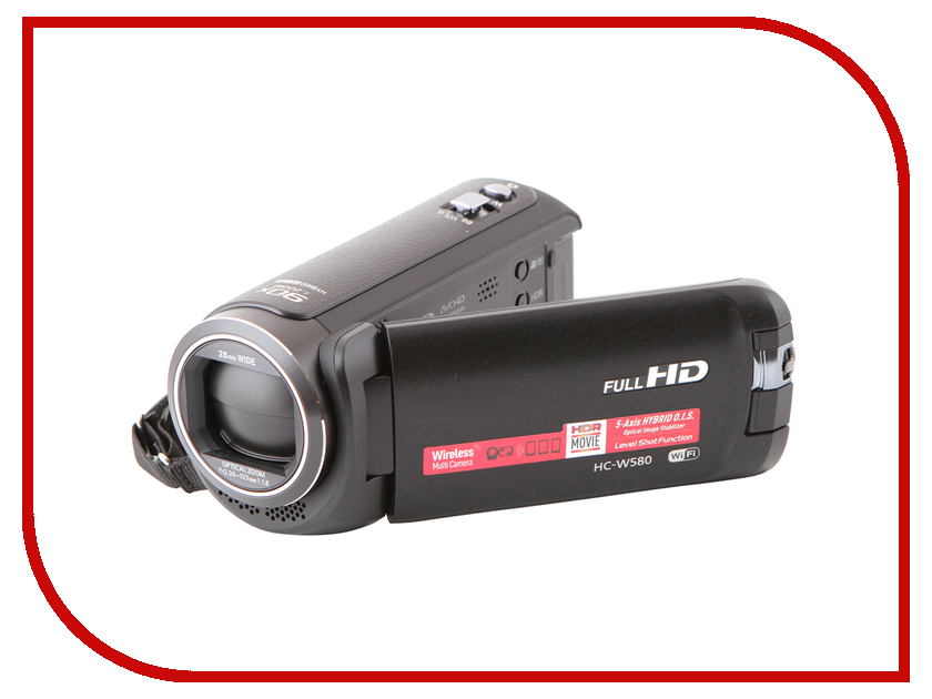 Zakazat.ru: Видеокамера Panasonic HC-W580