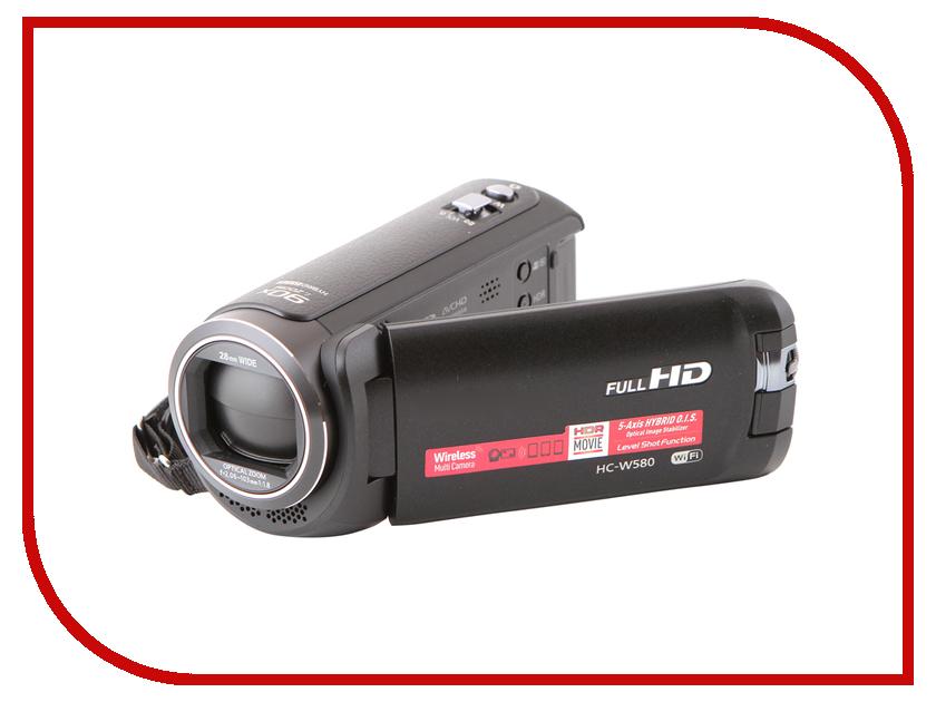Видеокамера Panasonic HC-W580 panasonic hc x1000