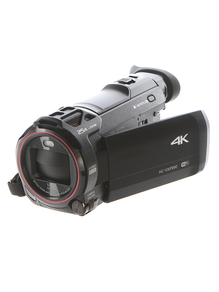 Фото - Видеокамера Panasonic HC-VXF990 видеокамера