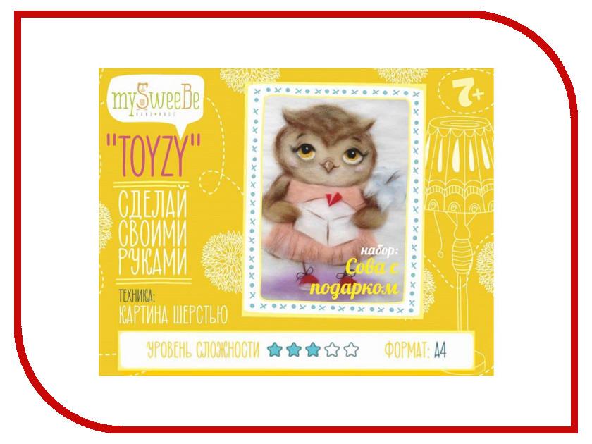 Набор mySweeBe TOYZY Сова с подарком TZ-P032<br>