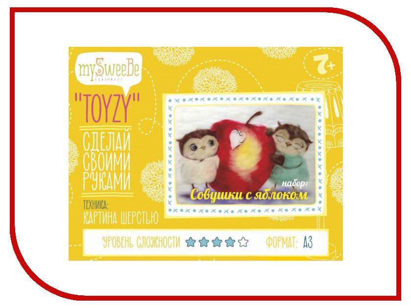 Набор mySweeBe TOYZY Совушки с яблоком TZ-P026<br>