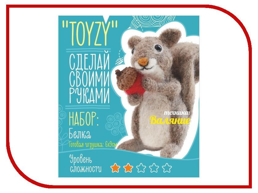 Набор для творчества mySweeBe TOYZY Белка TZ-F013