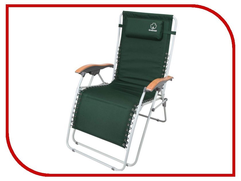 Стул Greenell FC-11 XL Green 95161-303-00<br>