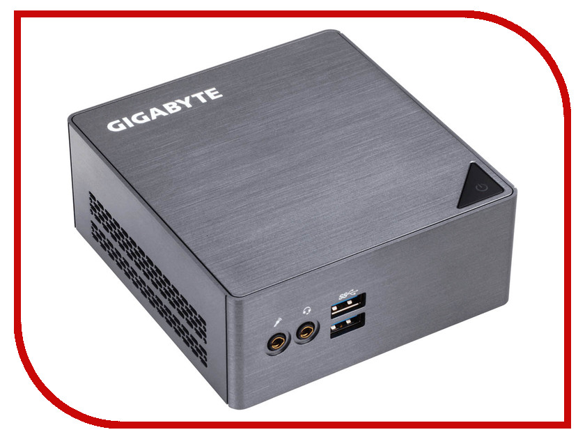 Неттоп GigaByte GB-BSi5H-6200<br>