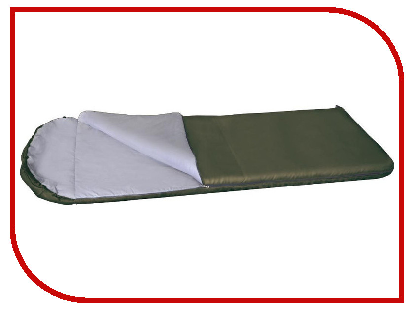 Cпальный мешок Alaska Одеяло +5 C Khaki 95254-504-00