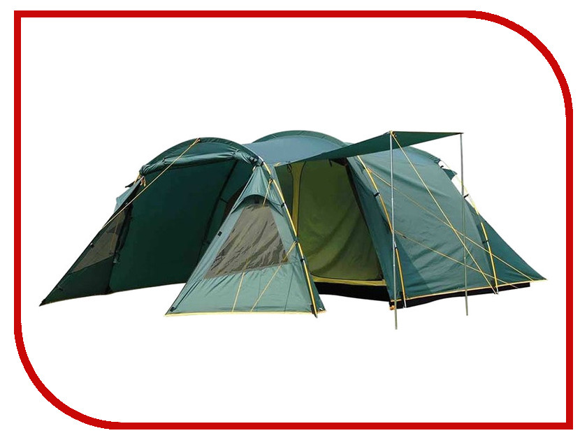 Палатка Greenell Орегон 4 Green 25321-303-00
