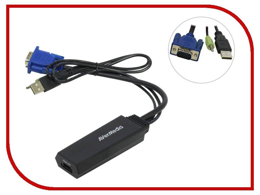 Цифровой конвертер AverMedia ET110