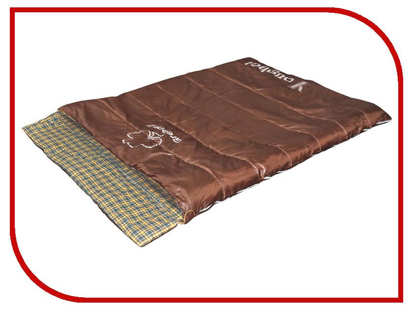 Cпальный мешок Nova Tour Йол V2 Brown 95725-224-00