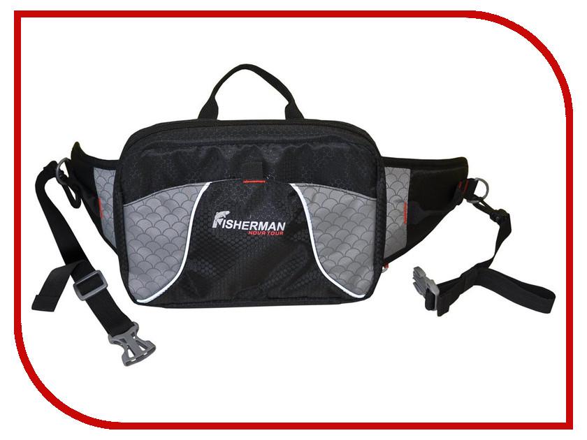 Сумка поясная Nova Tour Визард PRO Graphite 95738-924-00 сумки nova tour сумка визард pro