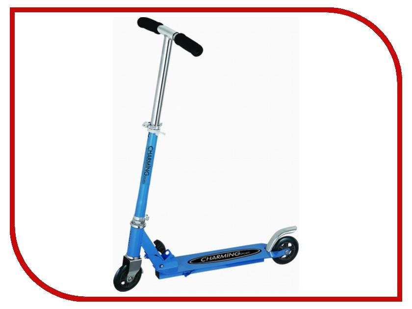 Самокат Charming Sports CMS001 Blue