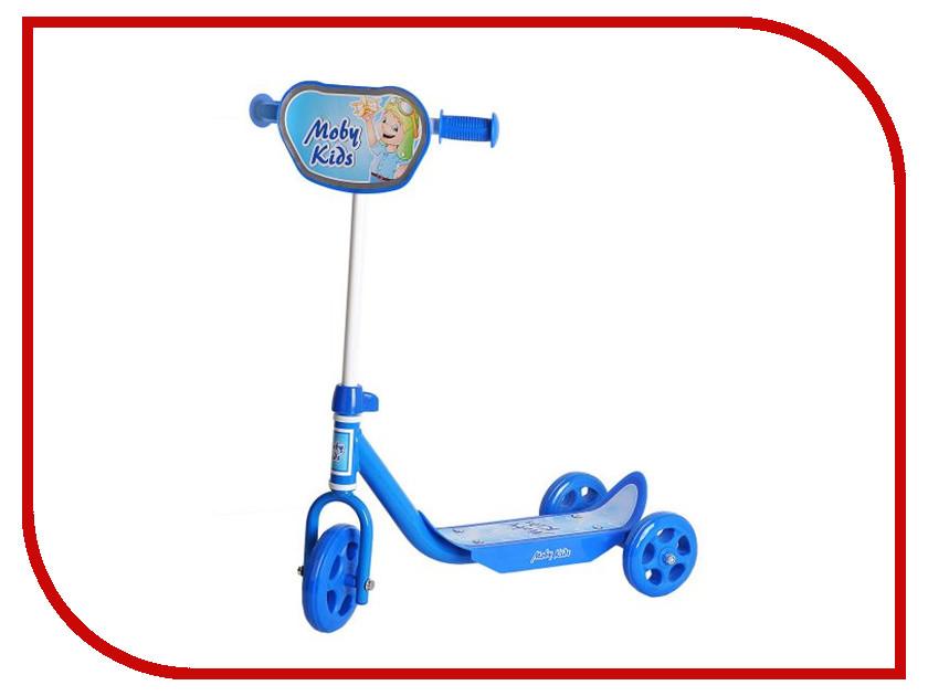 Мечта  Самокат Moby Kids Мечта Blue 64638