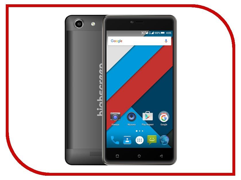 Сотовый телефон Highscreen Power Rage Black