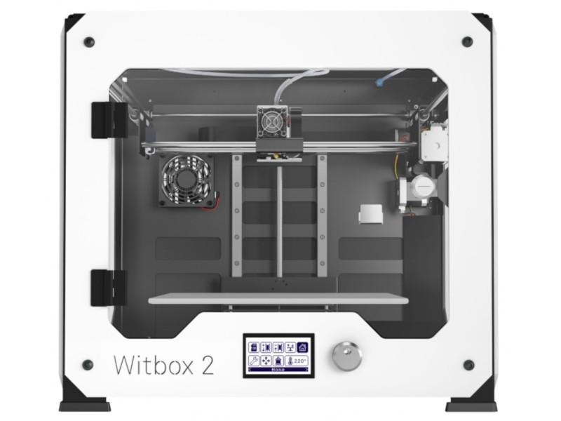 3D принтер BQ Witbox 2 White