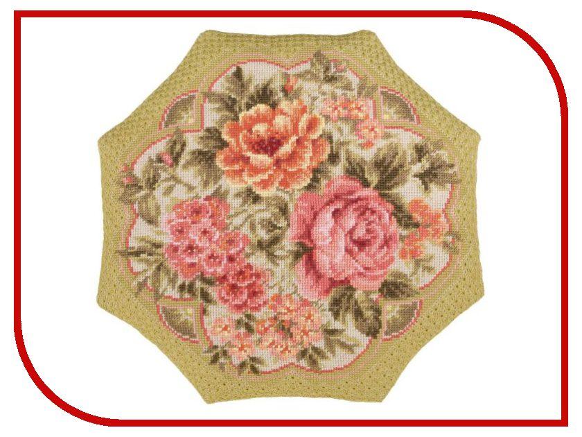 Набор для творчества Сотвори Сама Набор для вышивания Подушка Вечерний сад 1558<br>