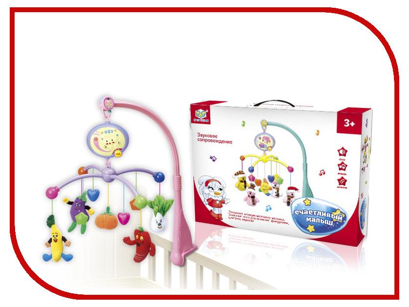 Музыкальный мобиль S+S toys EQ1138R