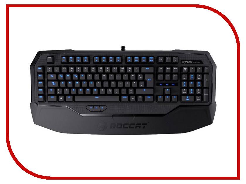 Клавиатура Roccat Ryos MK Pro MX Brown ROC-12-861-BN