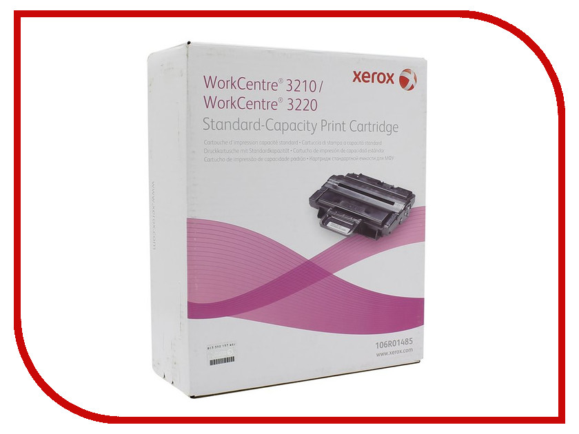 Картридж XEROX 106R01485 для WorkCentre 3210/20 MFP<br>