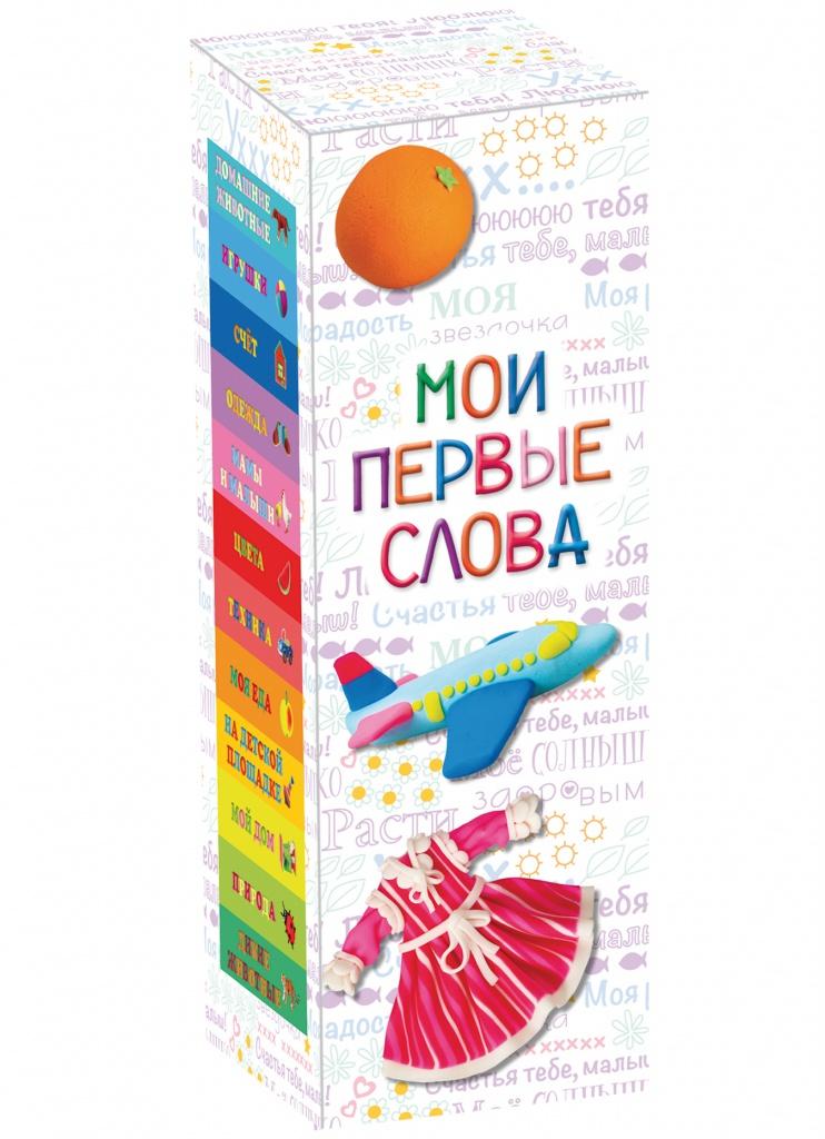 Обучающая книга Эксмо Мои первые слова Лучший малышу<br>